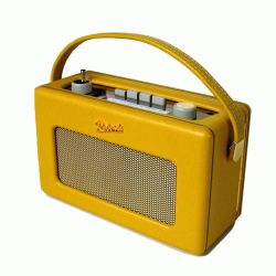 Roberts Radio R250 Yellow